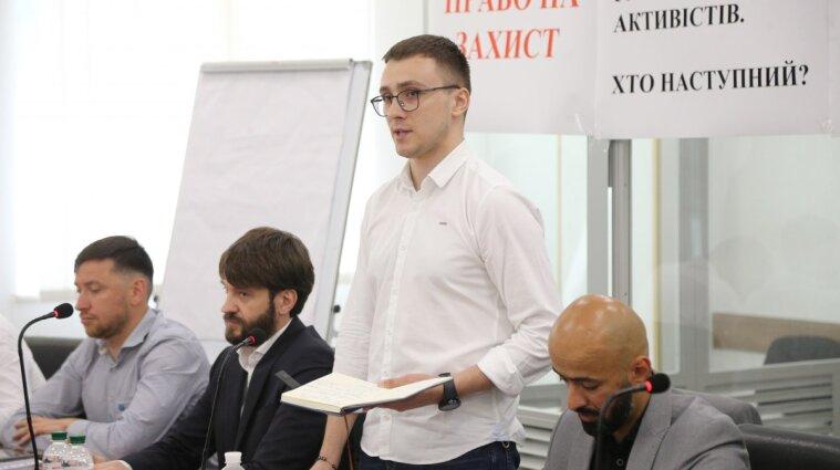 В Житомире силовики задержали людей, вышедших поддержать Стерненко