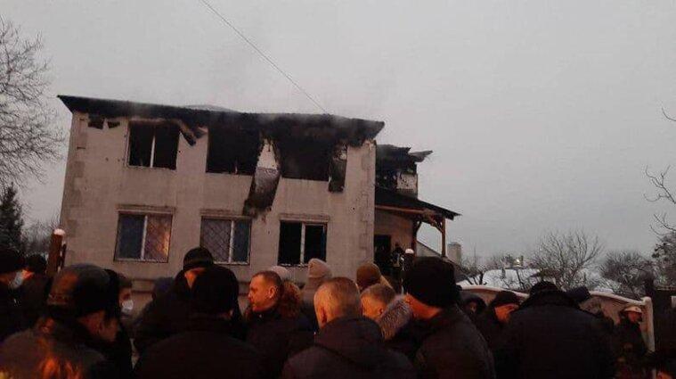 Рятувальники загасили пожежу в харківському будинку для літніх людей