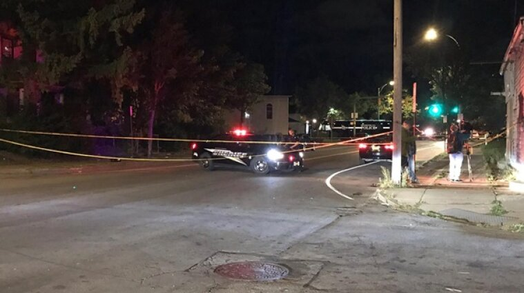 Стрельба в США: один человек погиб и пятеро ранены - видео