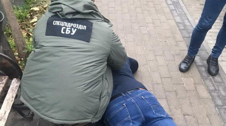 Агента КДБ з Білорусі затримали у Волинській області - відео допиту