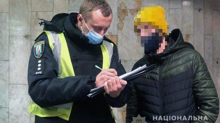 У Києві затримали підозрюваного в убивстві на Майдані Незалежності