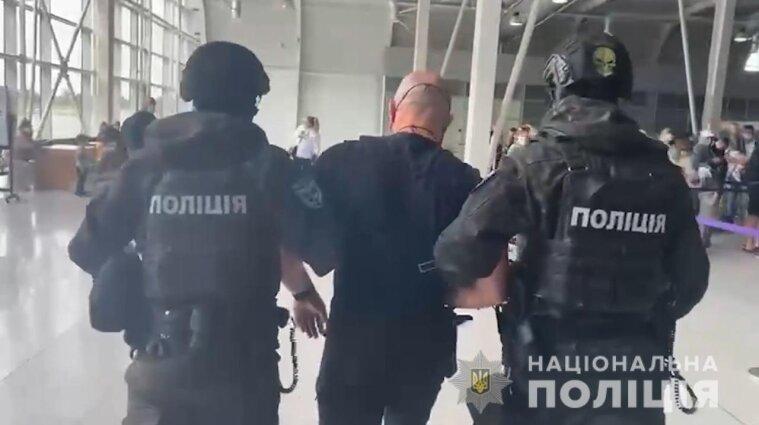 На Закарпатье задержали банду, которая похищала людей и машины (фото, видео)