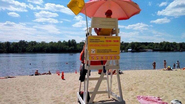 У Києві заборонили купатися на всіх пляжах