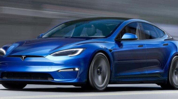 Tesla Model S Plaid установила мировой рекорд скорости Нюрбургринга