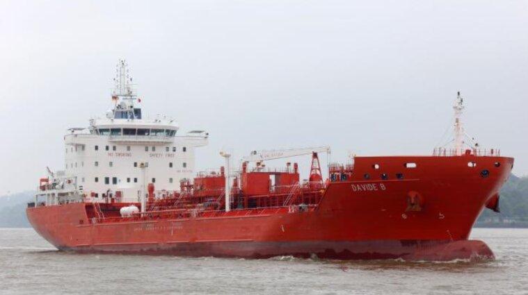 МЗС: українців немає на судні, яке захопили пірати поблизу Нігерії