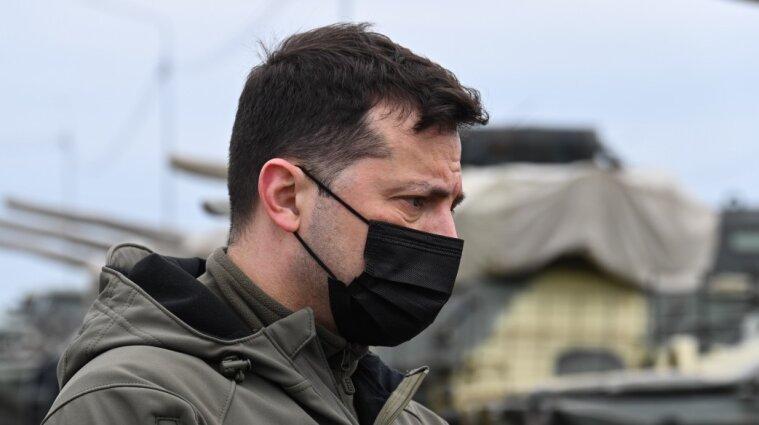 Зеленский уволил начальника Генштаба, командующих ООС и десантно-штурмовых войск