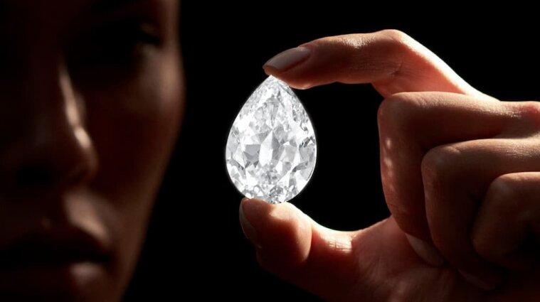 Найдорожча покупка за криптовалюту: анонім купив діамант за 378 монет