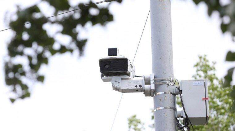 До кінця року в Україні встановлять 270 камер фіксації порушень ПДР