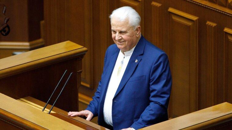 Ющенко рассказал о здоровье первого президента Кравчука