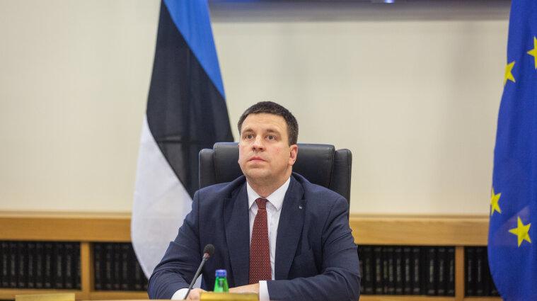 Прем'єр-міністр Естонії подав у відставку через корупційний скандал