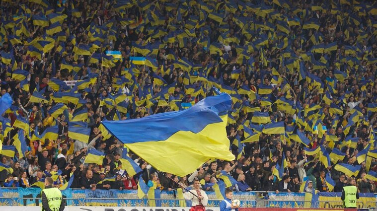"""Героям слава!"" - виконком УАФ затвердив футбольні символи України"