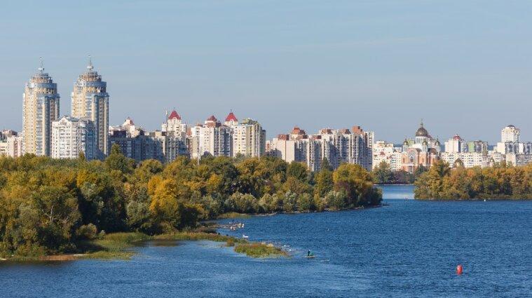 В Киеве построят два новых пешеходных моста