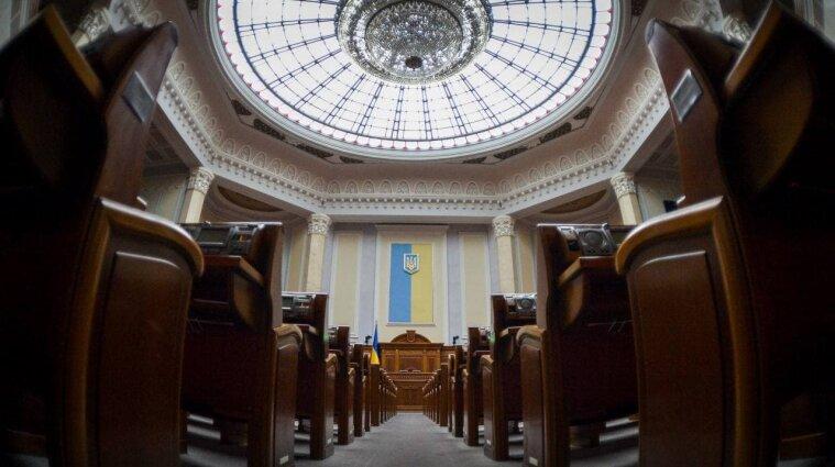 Внеочередное заседание Рады провалилось: депутаты не поддержали ни единого постановления