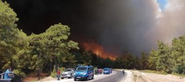 Масштабні пожежі у Туреччині: затримані підозрювані в підпалах