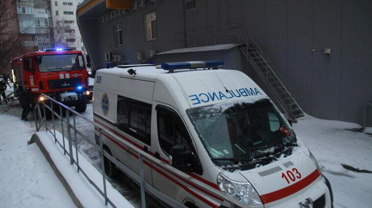 На будмайданчику у Києві хлопцеві відірвало ногу