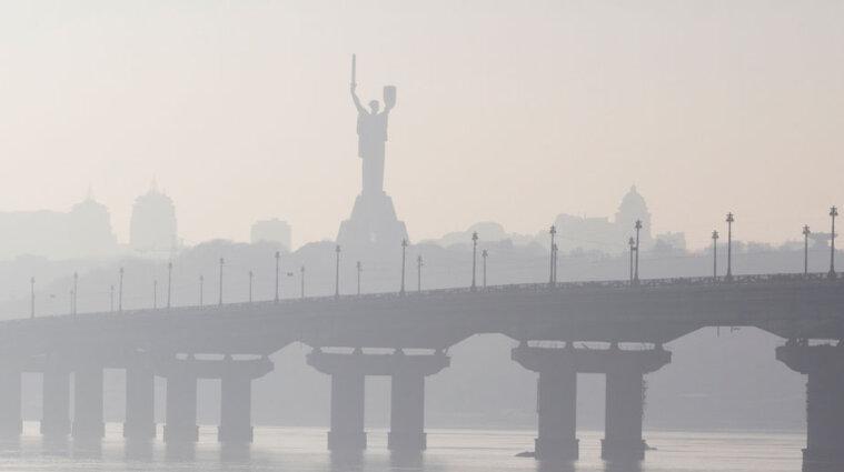 Київ знову потрапив в десятку міст із найбруднішим у світі повітрям