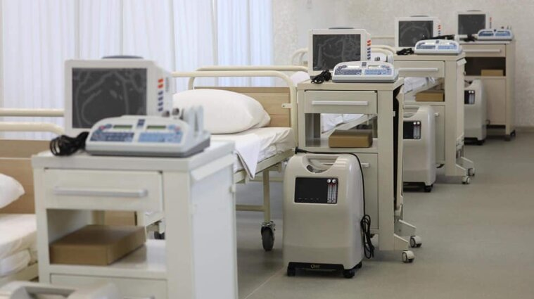 Количество больных COVID-19 в Украине приближается к миллиону