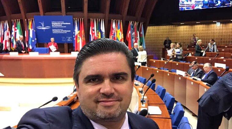 Лубківський відмовився бути речником української делегації в ТКГ