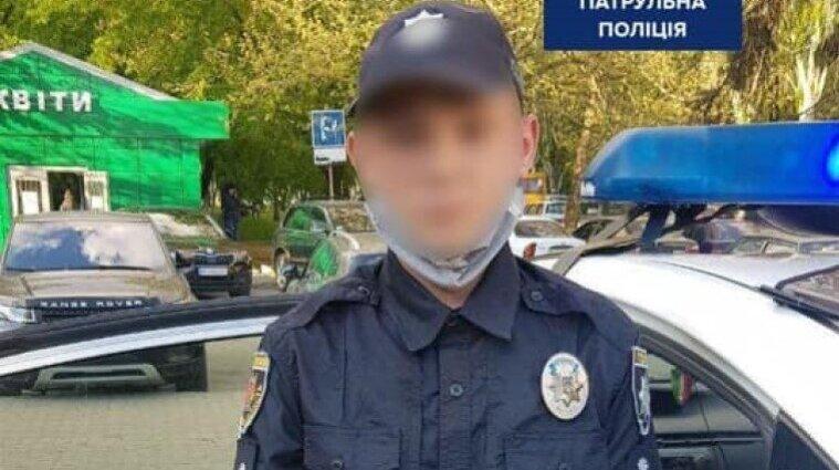 """У Запоріжжі школяр носив поліційну форму, щоби """"навести лад у місті"""""""