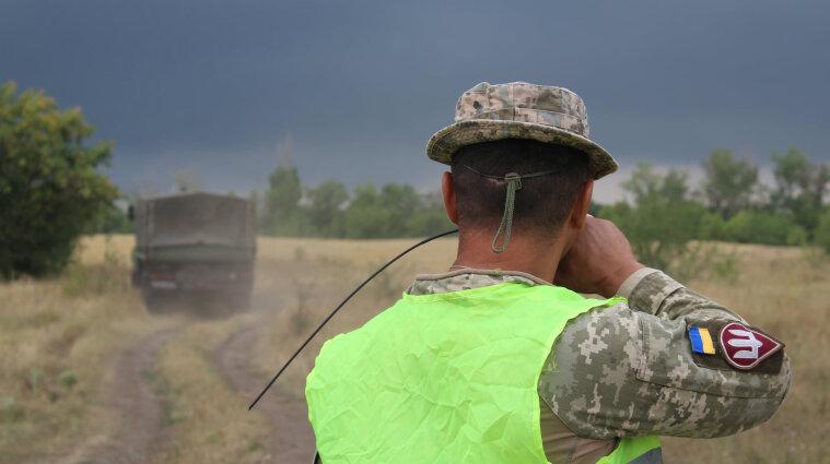 Бойовики на Донбасі знову порушили режим припинення вогню