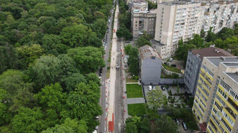 Ремонт дорог в Киеве: какие улицы перекрыты и где ожидаются пробки