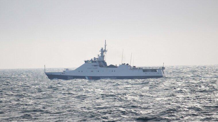 Кораблі Росії перешкоджали спільним навчанням України та США на морі