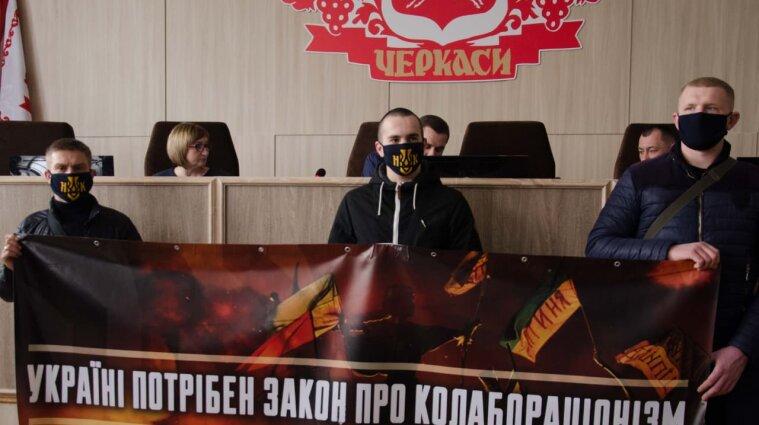 Черкаська міськрада підтримала звернення щодо заборони ОПЗЖ
