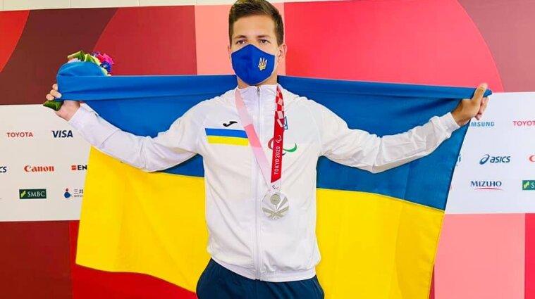 На Паралимпиаде в Токио украинские спортсмены завоевали еще две медали