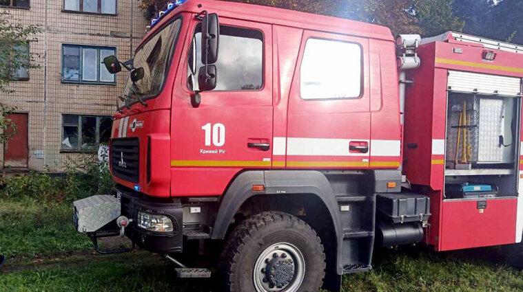 В Киеве произошел пожар в жилом доме: погиб человек