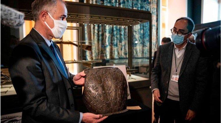 До Лувру повернули артефакти XVI століття