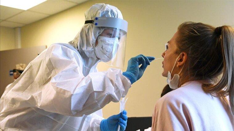 Коронавірус в Україні підхопили ще майже 700 людей