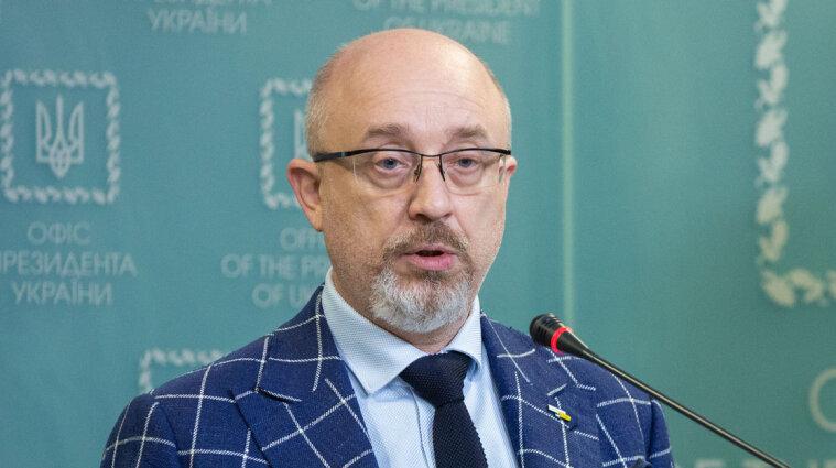 Україна подала списки на обмін полонених за чотирма категоріями - Резніков