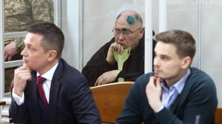 Суд Киева продлил арест генерала Павловского