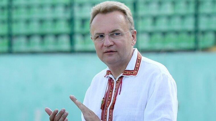 Садовой заявил, что во Львове не будут придерживаться карантина выходного дня