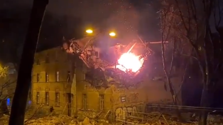 У Латвії стався вибух у житловому будинку - фото