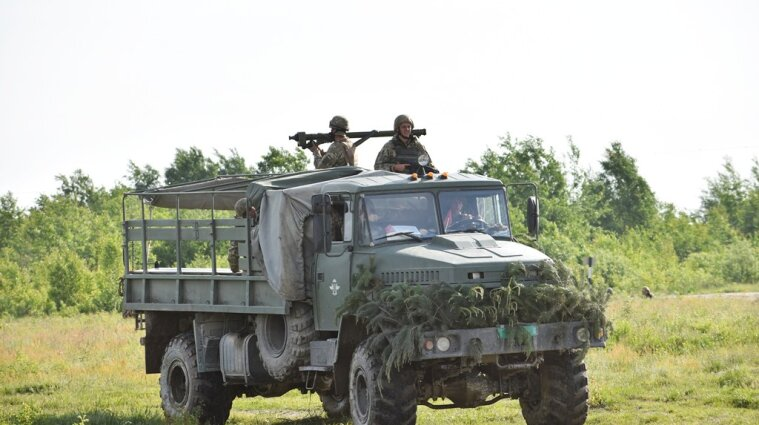 ГУР розповіло про три сценарії подій на кордонах України