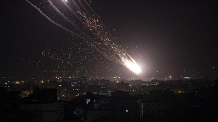 Украина призвала прекратить обстрелы Израиля - заявление МИД