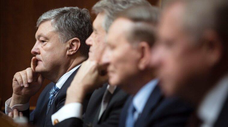 Украинцы назвали политиков, которым доверяют наименьше