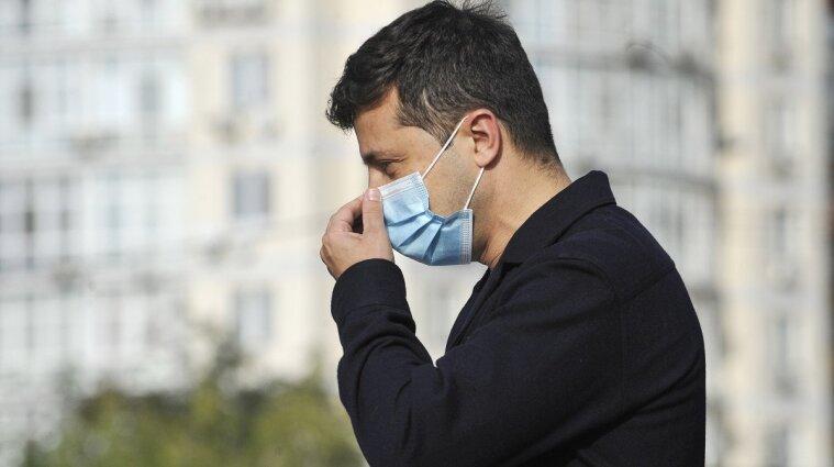 Зеленський прогнозує черговий спалах коронавірусу після Великодня