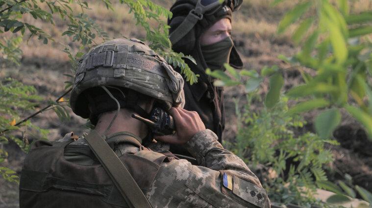 На Донбасі бойовики вбили українського військового
