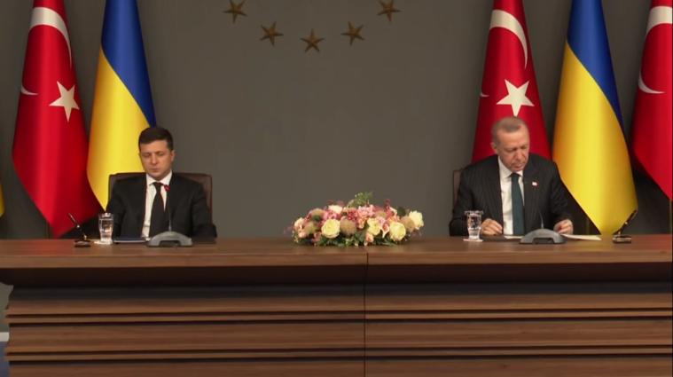 Турция поддержит платформу по деоккупации Крыму - Зеленский