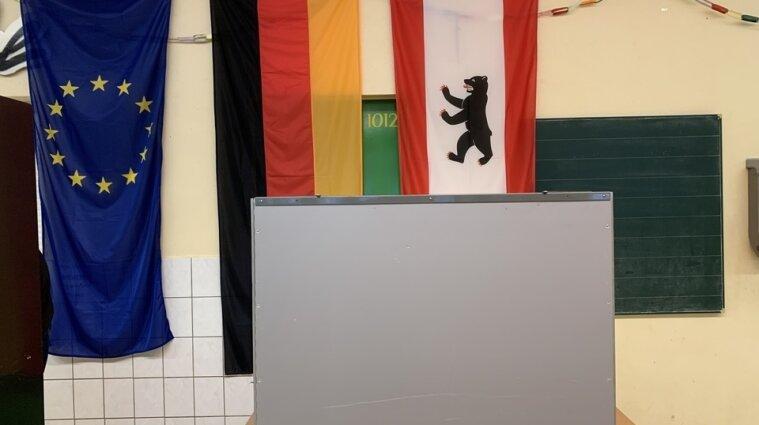 Вибори до Бундестагу: в Німеччині відкрилися понад 60 тисяч виборчих дільниць