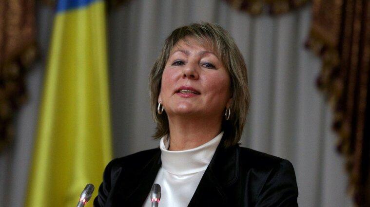 Голова Верховного суду України Данішевська піде у відставку
