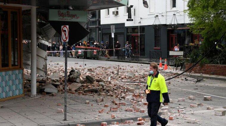 Самое мощное за всю историю: в Австралии произошло землетрясение