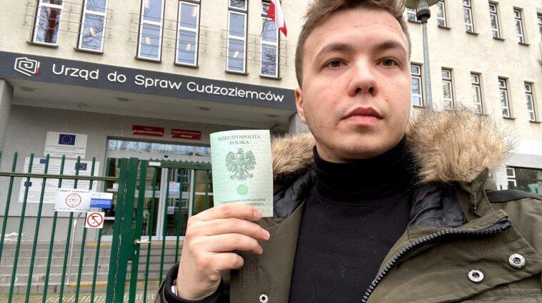 ЕС не успокоится, пока Беларусь не освободит Протасевича - Мишель