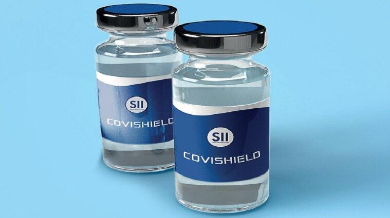 Індія відвантажила 500 тисяч доз вакцини від коронавірусу для України