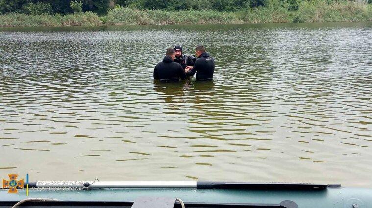 У липні в Україні потонули 65 осіб, серед них 10 дітей