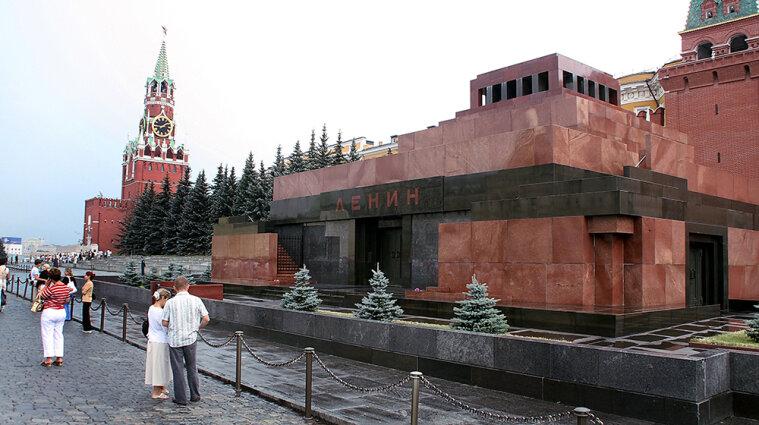 У Москві через COVID-19 закрили мавзолей Леніна