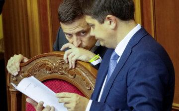 Підписи за відставку Разумкова збиралися кулуарно - нардепка Буймістер