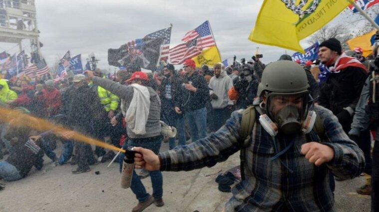 Розкол в американському суспільстві демонструє, що є дві Америки